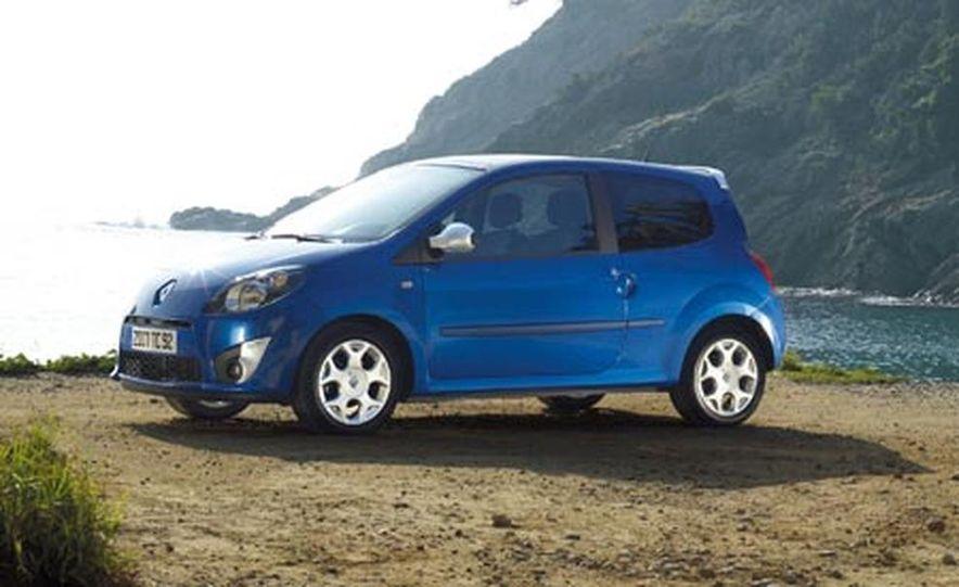 2008 Renault Twingo - Slide 1