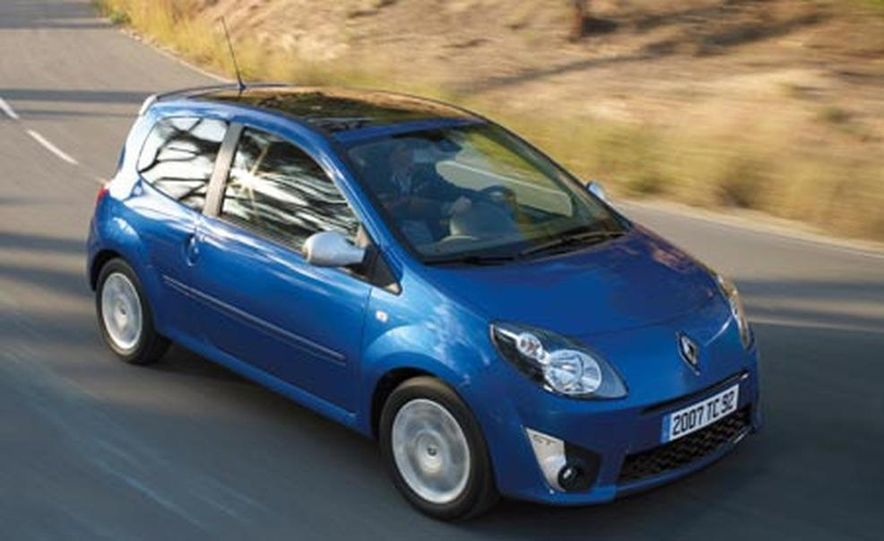 2008 Renault Twingo - Slide 2