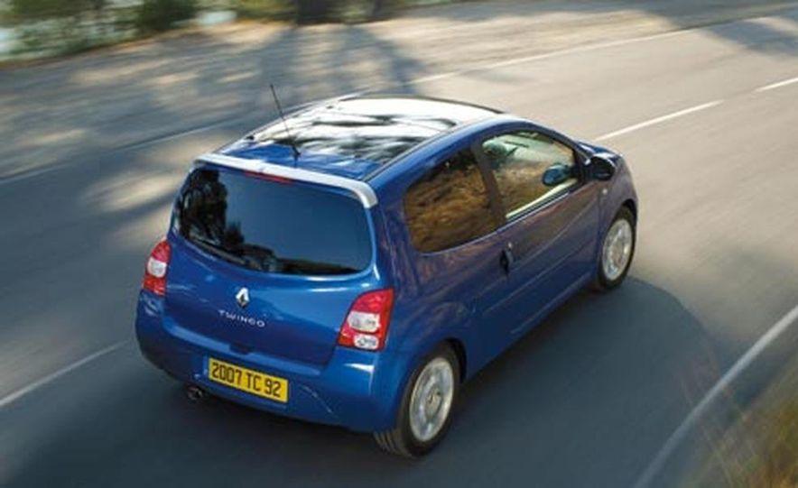 2008 Renault Twingo - Slide 4