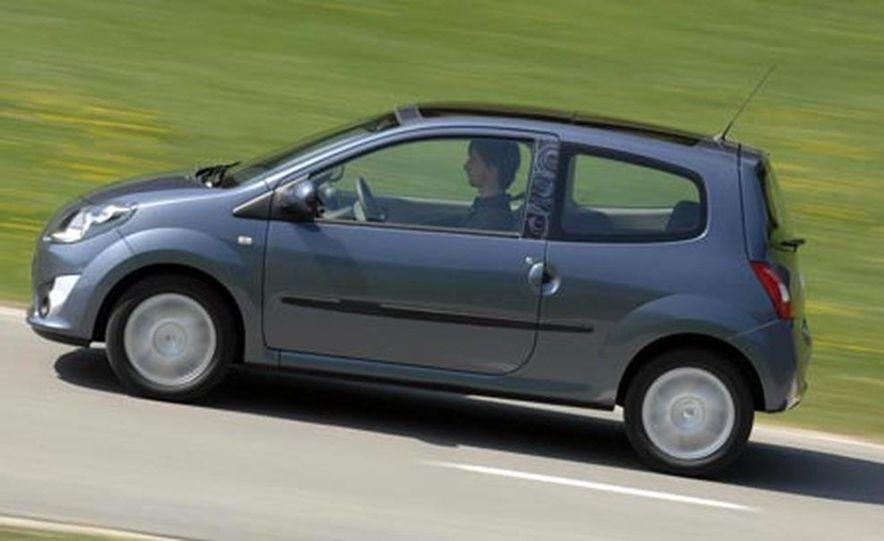 2008 Renault Twingo - Slide 5