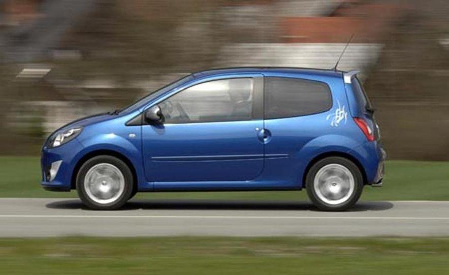 2008 Renault Twingo - Slide 6