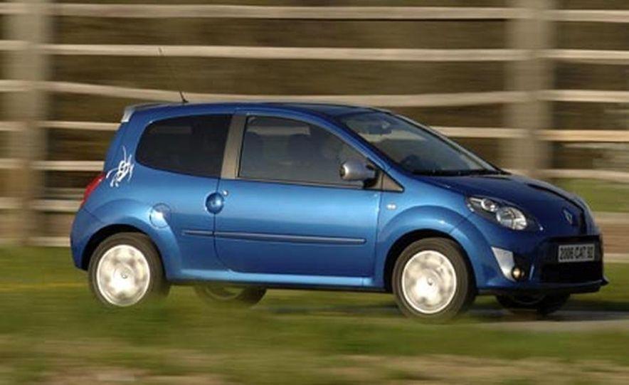 2008 Renault Twingo - Slide 7