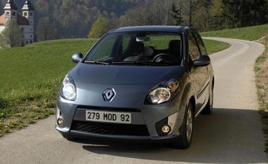 2008 Renault Twingo - Slide 8