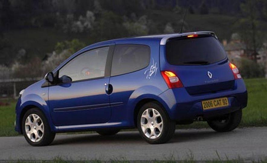 2008 Renault Twingo - Slide 9