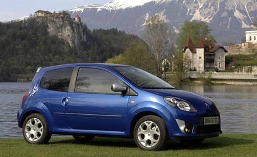 2008 Renault Twingo - Slide 10