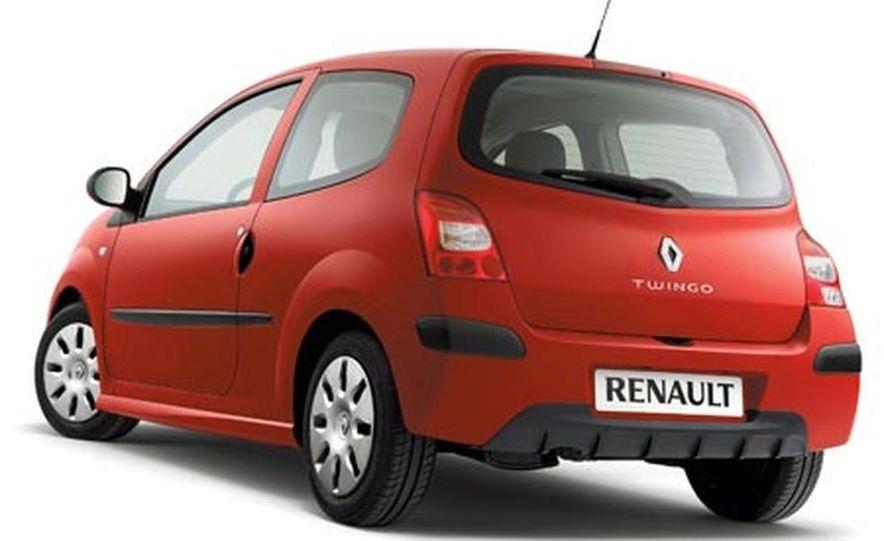 2008 Renault Twingo - Slide 11