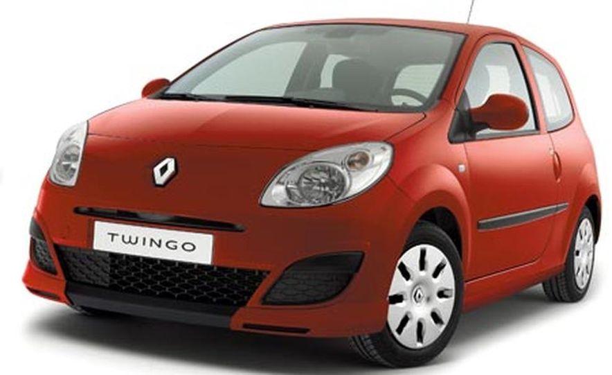 2008 Renault Twingo - Slide 12