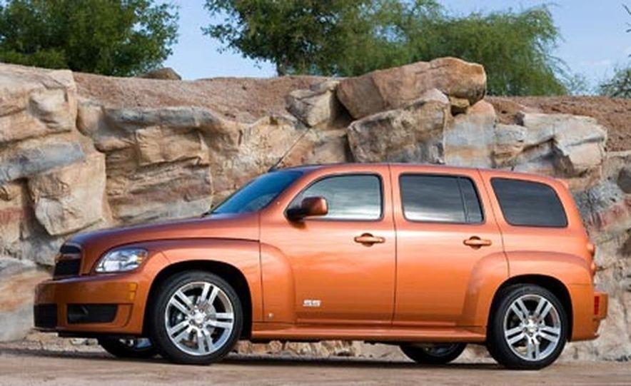 2008 Chevrolet HHR SS - Slide 1