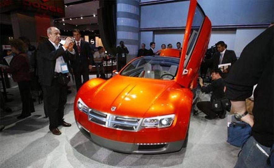 Dodge ZEO concept - Slide 1