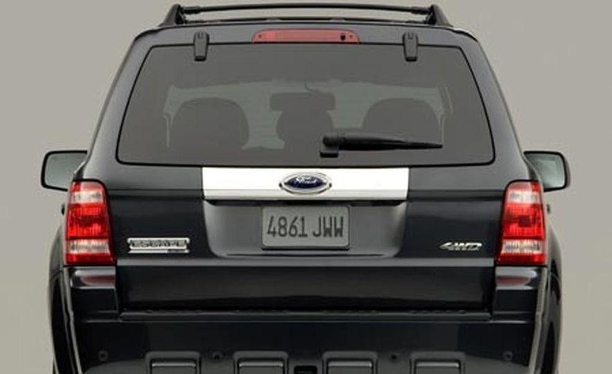 2009 Ford Escape - Slide 7