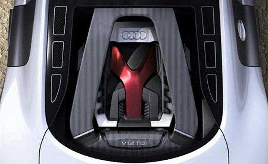 Audi R8 V-12 TDI concept - Slide 20