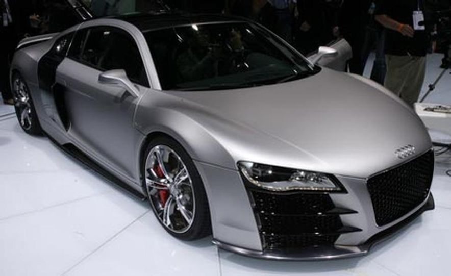 Audi R8 V-12 TDI concept - Slide 1