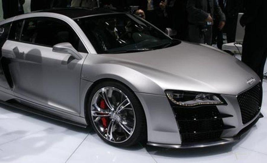 Audi R8 V-12 TDI concept - Slide 3