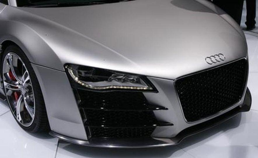 Audi R8 V-12 TDI concept - Slide 4
