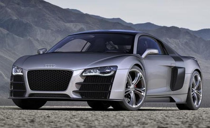Audi R8 V-12 TDI concept - Slide 12