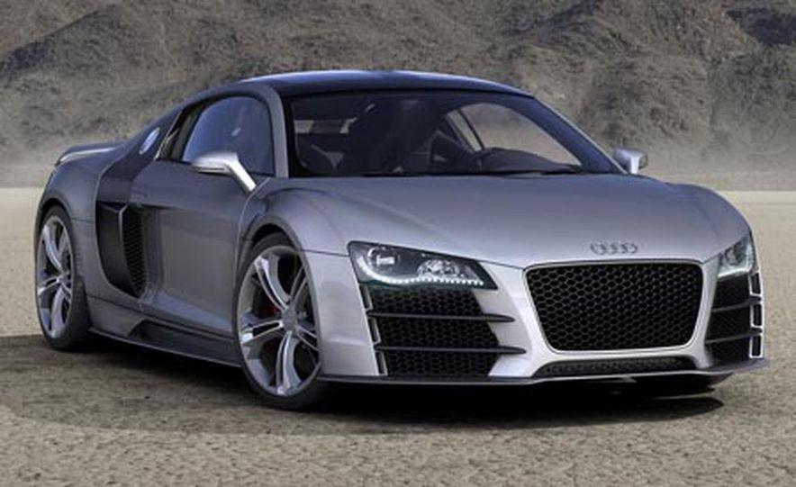 Audi R8 V-12 TDI concept - Slide 13