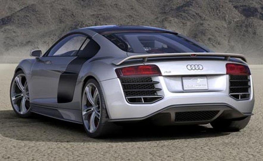 Audi R8 V-12 TDI concept - Slide 14