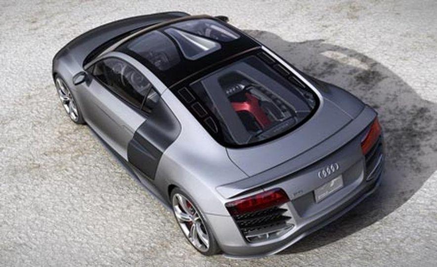 Audi R8 V-12 TDI concept - Slide 18