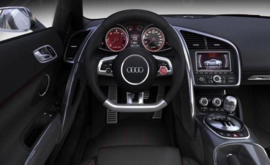 Audi R8 V-12 TDI concept - Slide 21