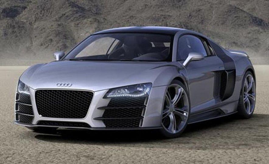 Audi R8 V-12 TDI concept - Slide 15