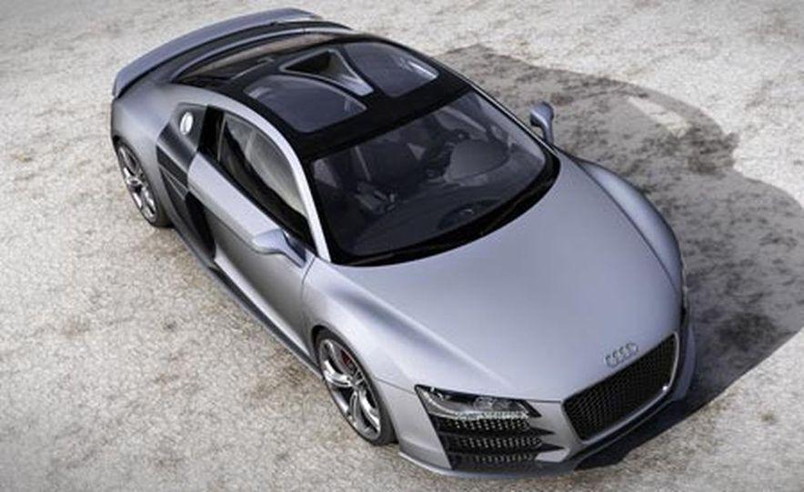 Audi R8 V-12 TDI concept - Slide 17