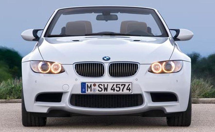 2008 BMW M3 convertible - Slide 1