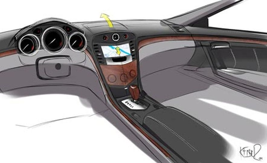 Cadillac CTS Coupe concept - Slide 21