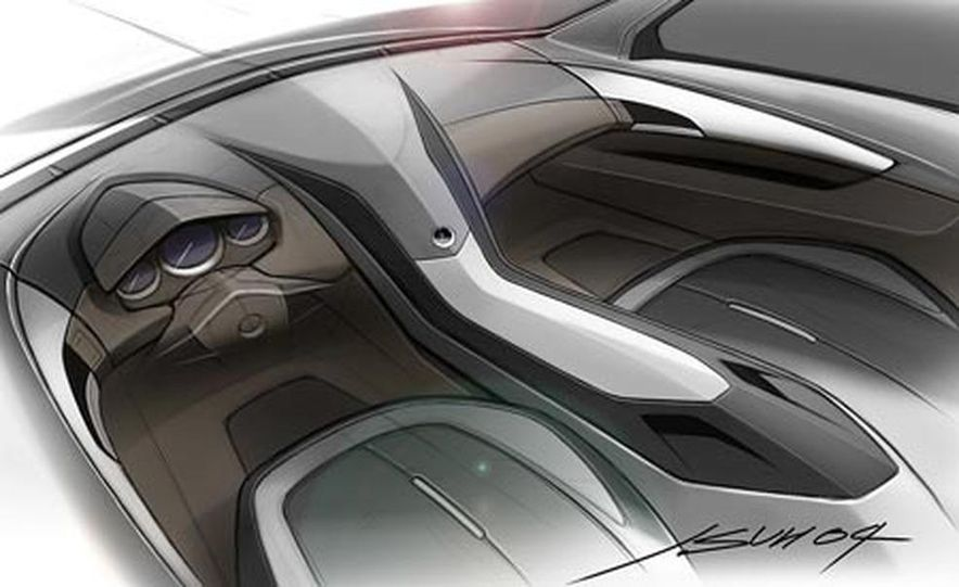 Cadillac CTS Coupe concept - Slide 22