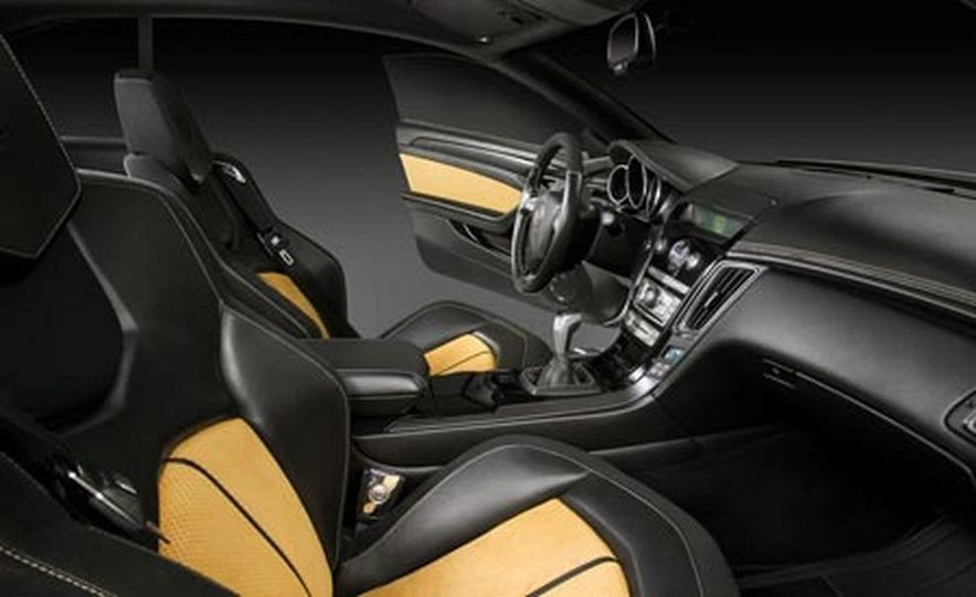 Cadillac CTS Coupe concept - Slide 19