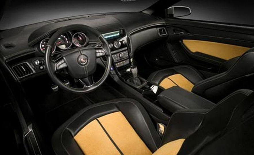 Cadillac CTS Coupe concept - Slide 20