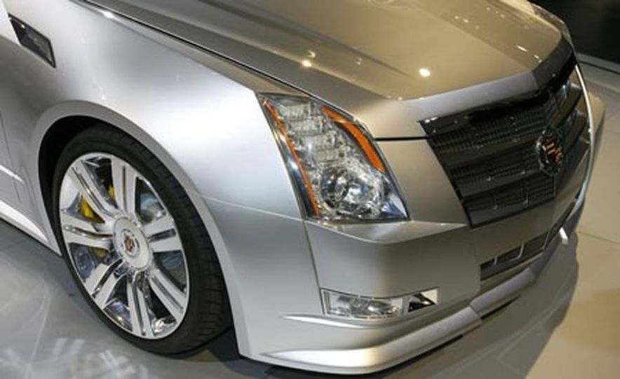 Cadillac CTS Coupe concept - Slide 6