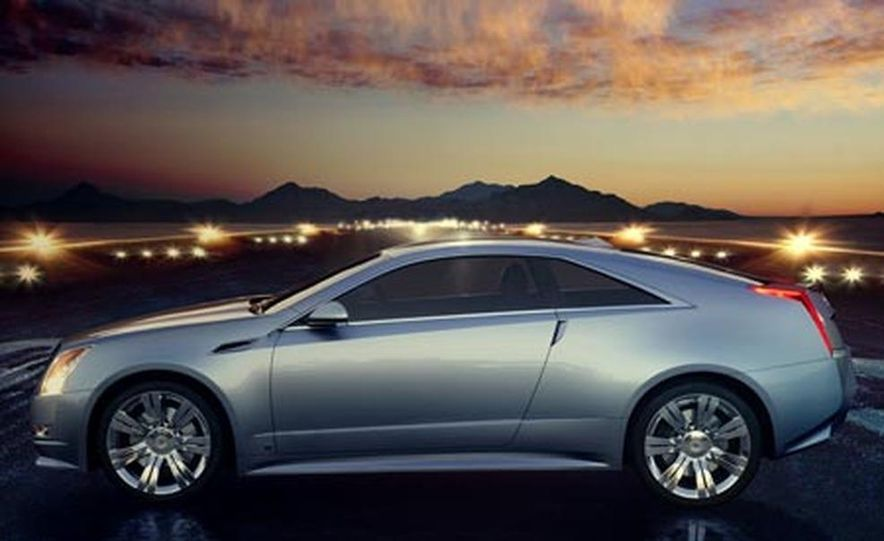 Cadillac CTS Coupe concept - Slide 10