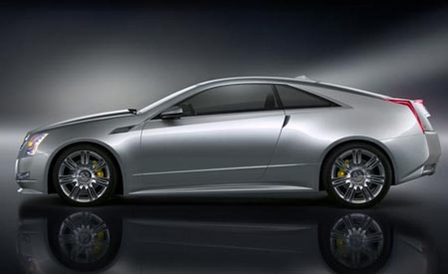 Cadillac CTS Coupe concept - Slide 14