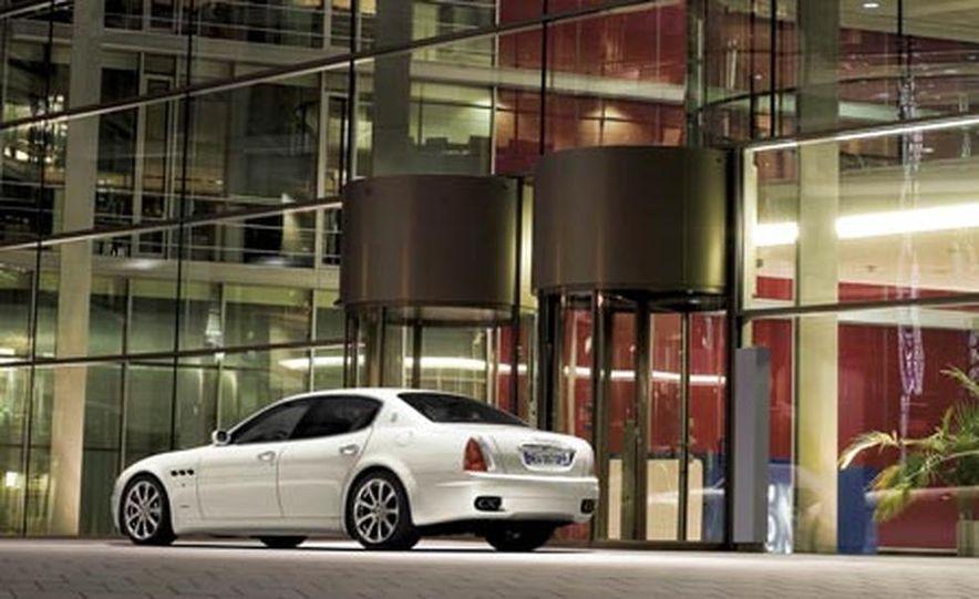 2008 Maserati Quattroporte Collezione Cento - Slide 5