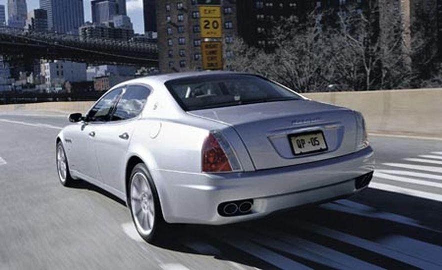 2008 Maserati Quattroporte Collezione Cento - Slide 8