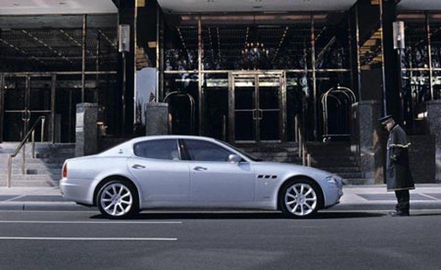 2008 Maserati Quattroporte Collezione Cento - Slide 9