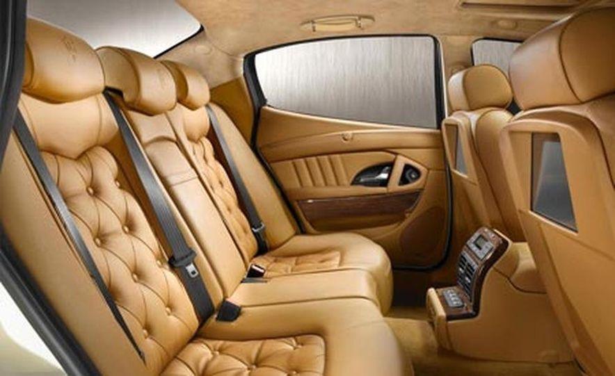 2008 Maserati Quattroporte Collezione Cento - Slide 2