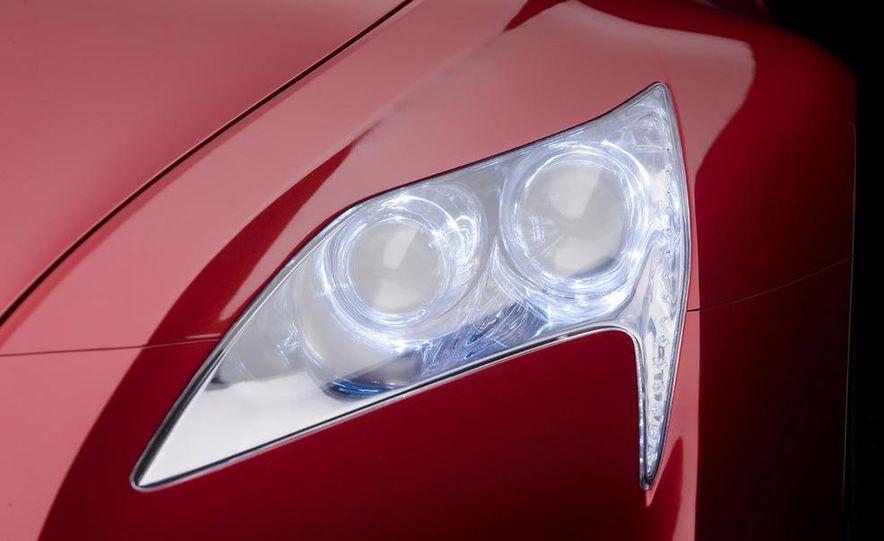 Lexus LF-A roadster concept - Slide 18