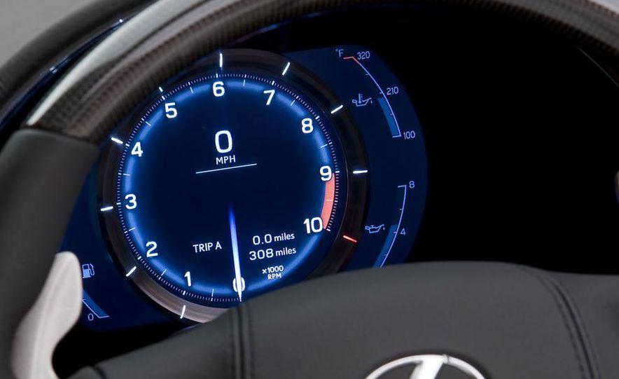 Lexus LF-A roadster concept - Slide 14