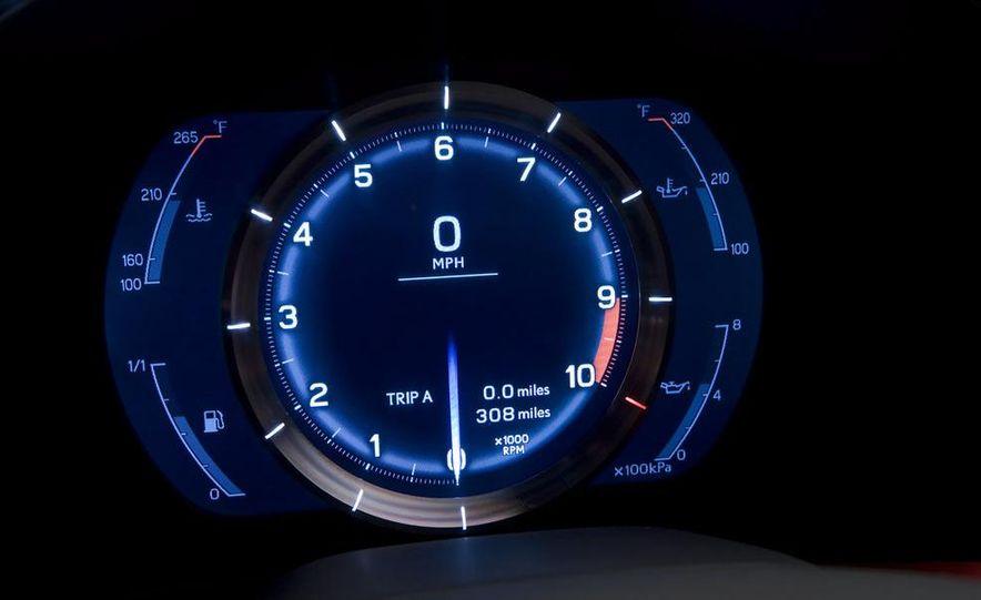 Lexus LF-A roadster concept - Slide 16