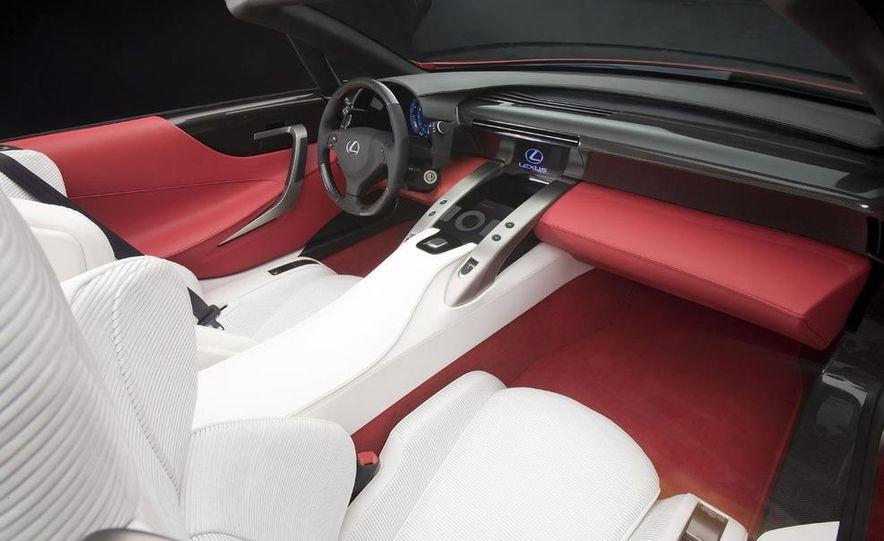 Lexus LF-A roadster concept - Slide 8