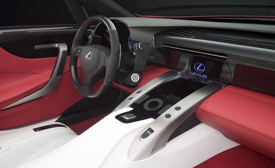 Lexus LF-A roadster concept - Slide 9