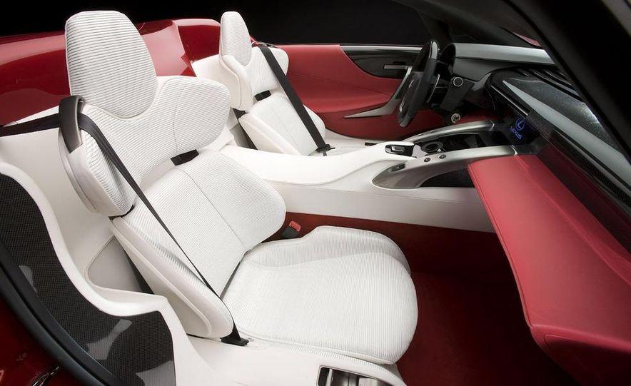 Lexus LF-A roadster concept - Slide 10