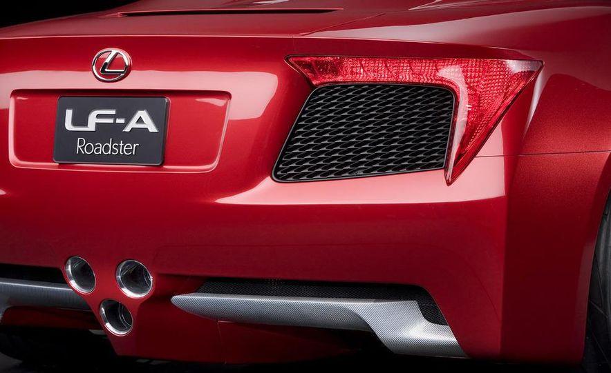 Lexus LF-A roadster concept - Slide 6