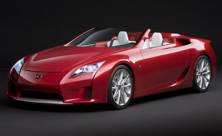 Lexus LF-A roadster concept - Slide 2