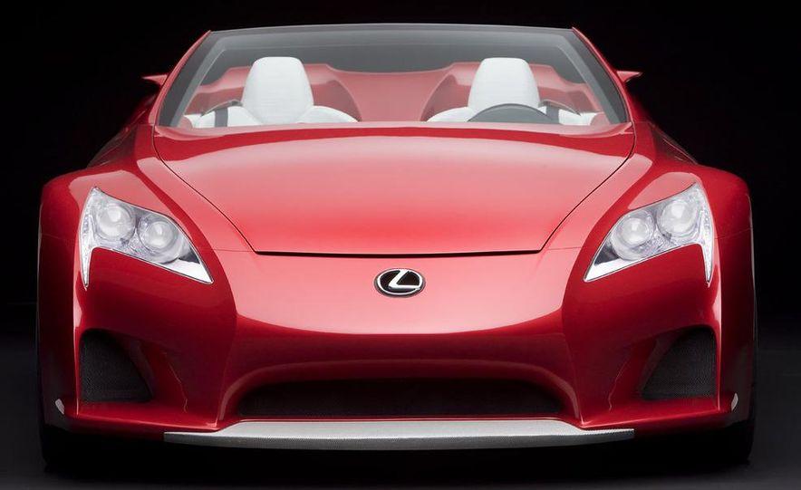 Lexus LF-A roadster concept - Slide 17