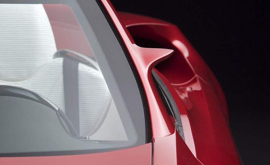 Lexus LF-A roadster concept - Slide 19