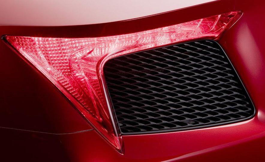 Lexus LF-A roadster concept - Slide 21