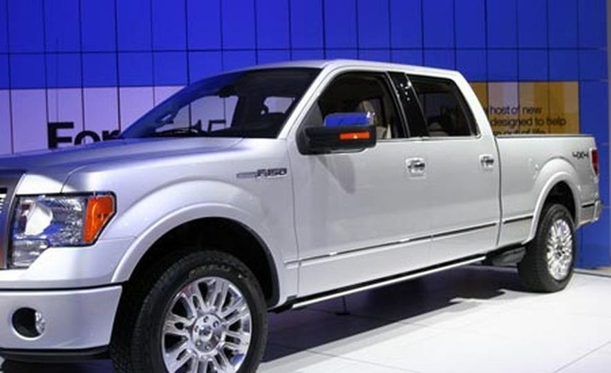 2009 Ford F-150 - Slide 1