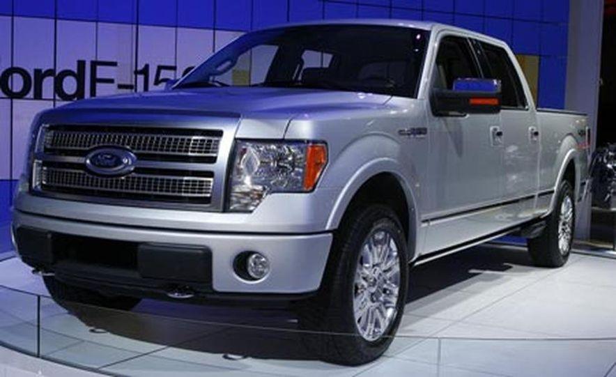 2009 Ford F-150 - Slide 10